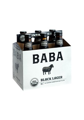 BABA BLACK LAGER,6 PACKS