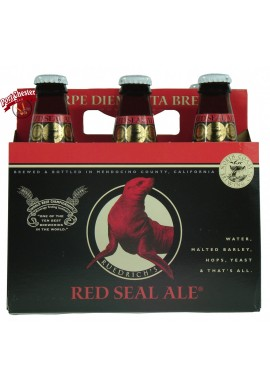 RED SEAL ALE, 6 PACKS