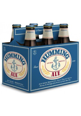 HUMMING ALE, ANCHOR BREWING, 6 PACKS