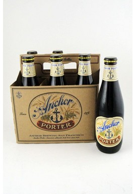 ANCHOR PORTER, ANCHOR BREWING, 6 PACKS