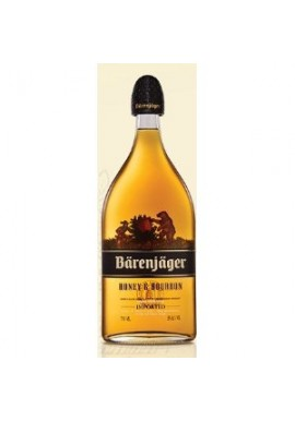 BARENJAGER HONEY BOURBON, 375 ml