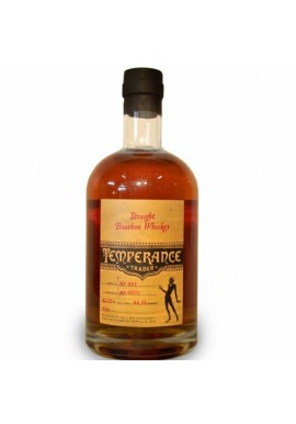 TEMPERANCE TRADER  BOURBON WHISKEY