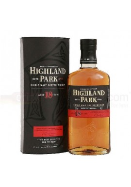 HIGHLAND PARK SCOTCH WHISKY, AGED 18 YEARS