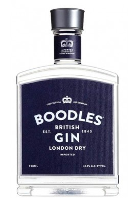 BOODLES BRITISH LONDON GIN