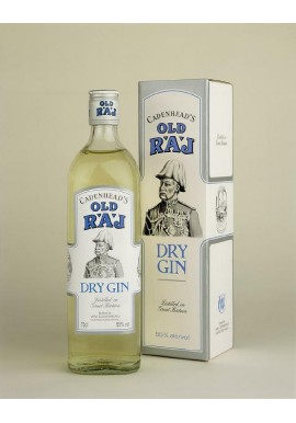 Cadenheads Old raj Dry Gin,110 proof