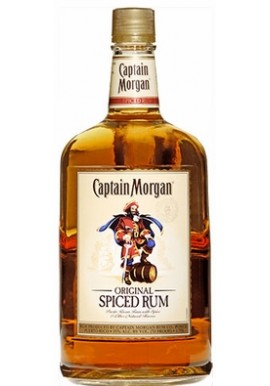 CAPTAIN MORGAN RUM, 1.75L