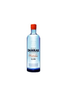 DAMRAK PREMIUM DISTILLED AMSTERDAM ORIGINAL GIN, 750 ML