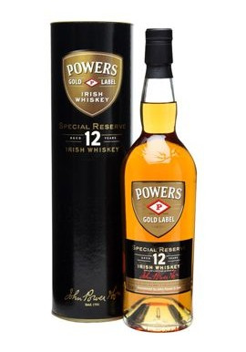 POWERS GOLD LABEL SPECIAL RESERVE 12 YRS