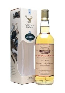 GORDON & MACPHAIL OLD PULTENEY SCOTCH WHISKY, AGED 21 YEARS