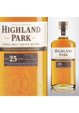 HIGHLAND PARK SCOTCH WHISKY, AGED 25 YEARS